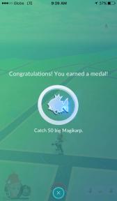 50 BIG Magikarps!