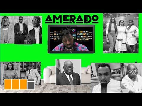 Amerado - Yeete Nsem Episode 2 (Official Video)