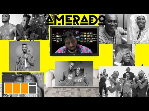 Amerado - Yeete Nsem Episode 3 (Official Video)