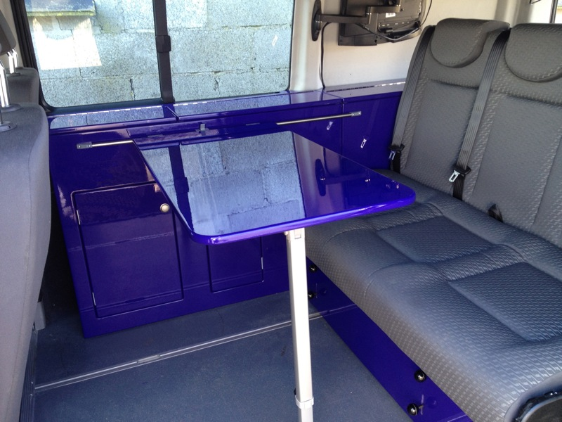 Camper Interior Finishes VW Camper Interiors Camper Conversions Kustom Interiors Cornwall