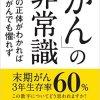 Dr.白川太郎の実践!治るをあきらめない!シリーズ72回目です。 第72回「なぜ、がんは再発するのか?(生活習慣の逆戻り)」