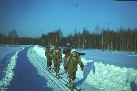 Горьковская область. 1984