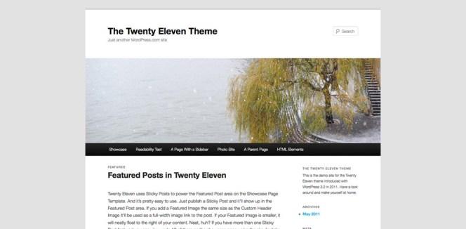 Twenty Eleven