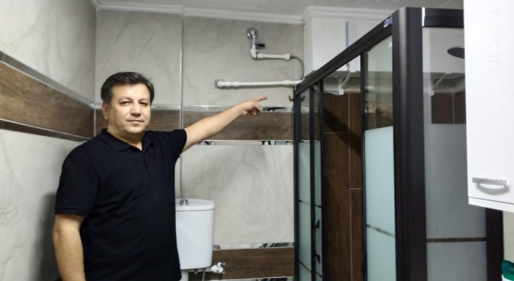 DPÜ'de su israfını önleyecek sistem geliştirildi