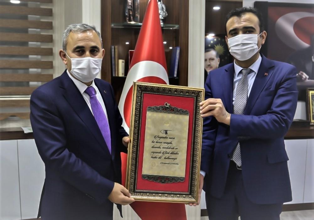 """Başkan Alim Işık: """"Uzlaşma kültürüyle çalışıyoruz"""""""