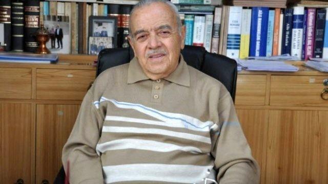 Asırlık 'Hukuk Çınarı' vefat etti