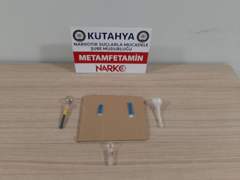 Kütahya'da uyuşturucu ile mücadele hız kesmiyor