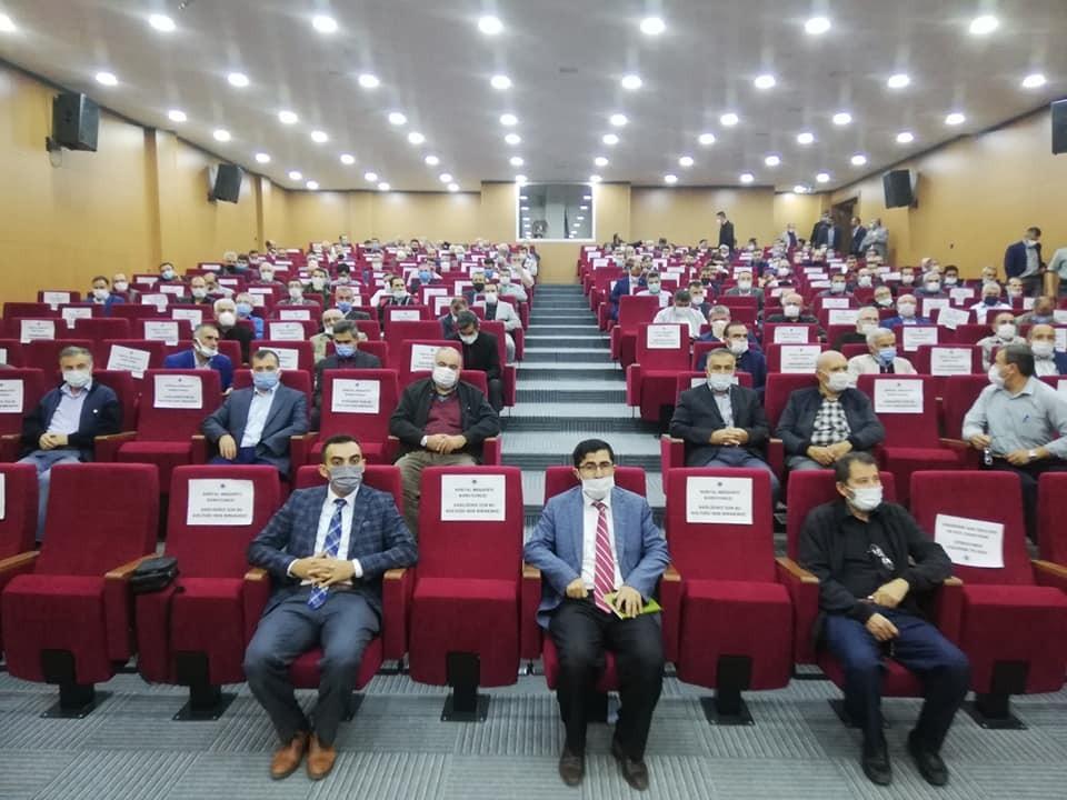 Simav'da din görevlilerine yönelik bilgilendirme toplantısı yapıldı