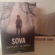 Sova Samuel Bjork naslovnica putujem sama