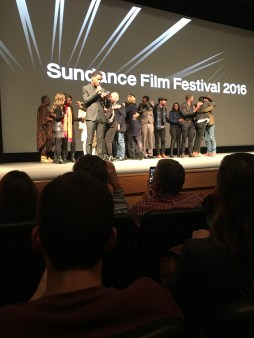 Katie Garfield, Birth of a Nation - 2016 Sundance Film Festival