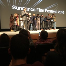 Katie Garfield, Birth of a Nation - 2016 Sundance Film Festival