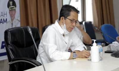 Wakil Wali Kota Batam Siap Divaksin