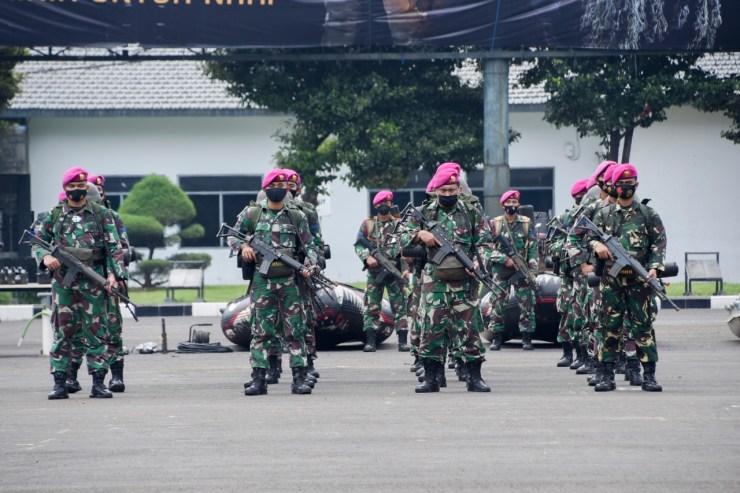 Satgas Pengamanan Pulau Terluar