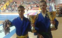 Najlepsi w judo