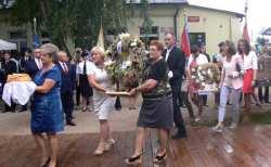 dożynki w gminie Kutno