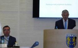 Radni uchwalili budżet zaproponowany przez prezydenta Burzyńskiego