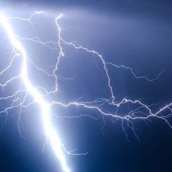 Ostrzeżenie przed silnymi burzami