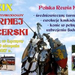 Międzynarodowy Turniej Rycerski w Łęczycy