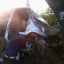 Śmiertelny wypadek na drodze w Jankowicach