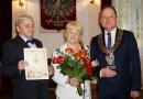 Złote Gody Krystyny i Mirosława Kowalskich