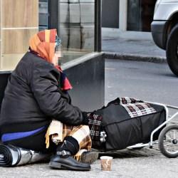 Policja apeluje o pomoc bezdomnym
