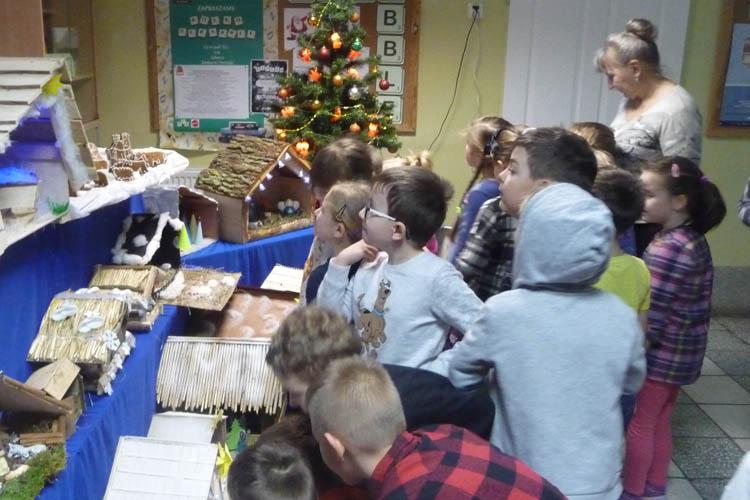 Bożonarodzeniowe szopki w Szkole Podstawowej nr 2