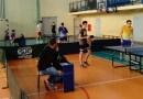 Staszic najlepszy w powiecie w tenisie stołowym