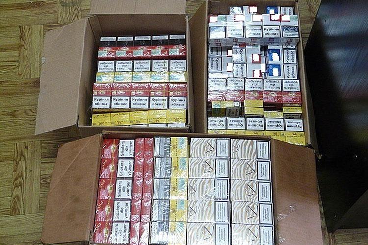 Zlikwidowano dwie dziuple z nielegalnym tytoniem