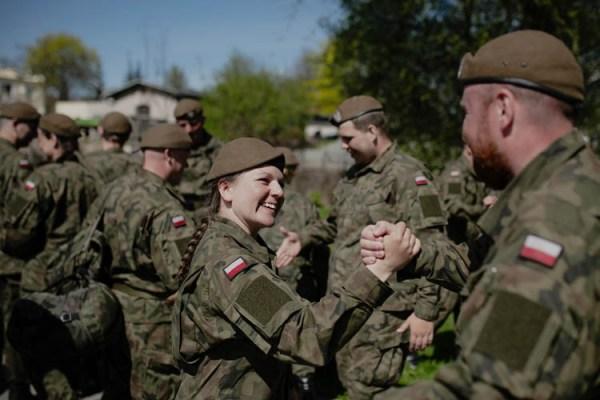 Rusza nabór do Łódzkiej Brygady Obrony Terytorialnej