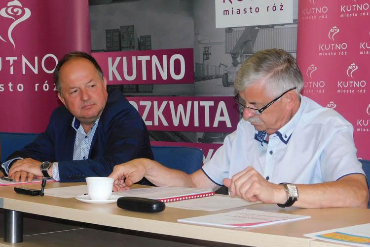 Kutno się starzeje, Polska też się starzeje