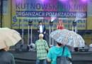 X Piknik Organizacji Pozarządowych z… deszczem