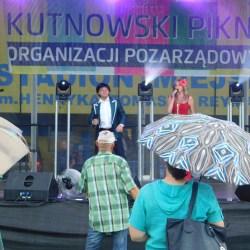 X Piknik Organizacji Pozarządowych z... deszczem