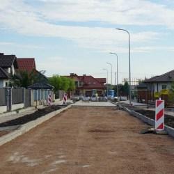 Ciepły wrzesień sprzyja inwestycjom drogowym