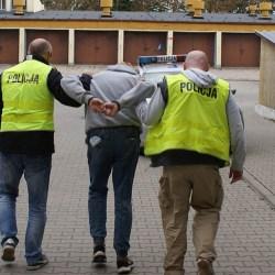 Złapano włamywaczy do garażu w Krośniewicach