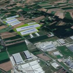 To Panattoni Europe chce budować zakład w Kutnie