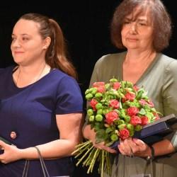 Nagrody w dziedzinie kultury dla pani Rzetelskiej i Staniszewskiej