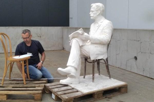Odsłonięcie pomnika dr Troczewskiego – 10 listopada