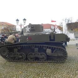 Langusty i raki w militarnej odsłonie 11 listopada