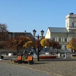 Jak wyglądał kutnowski Plac Piłsudskiego 100 lat temu?