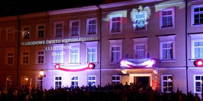 Kutnianie tłumnie uczcili Święto Niepodległości