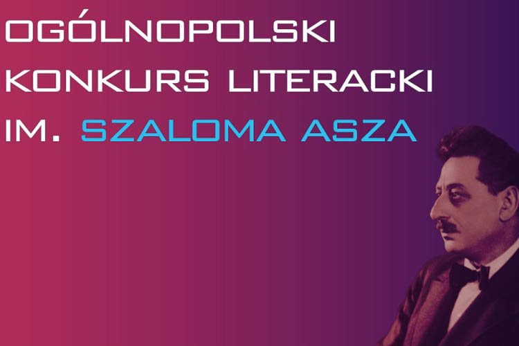 XIV Ogólnopolski Konkurs Literacki im. Szaloma Asza
