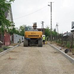 Pogoda sprzyja budowie ulic - inwestycje miejskie