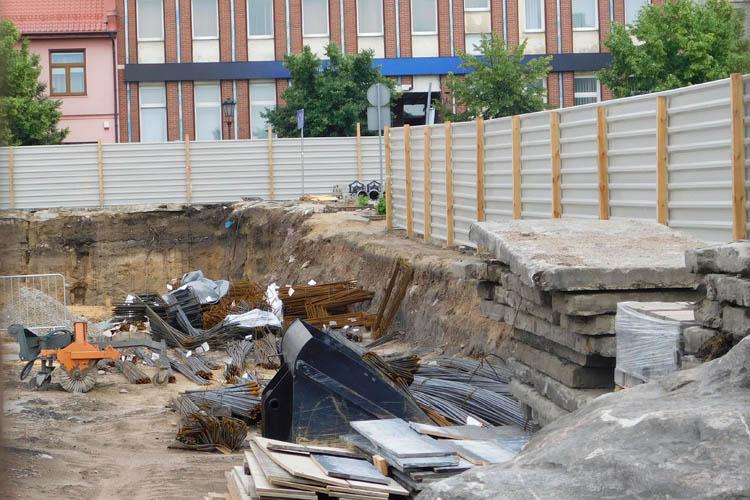 Pałac Saski i Plac Wolności - sprawa dla archeologa