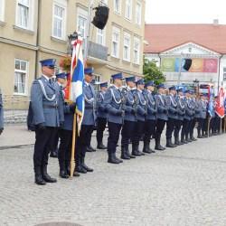 Policja świętowała dziś na Placu Piłsudskiego