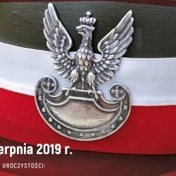Zaproszenie na uroczystości patriotyczne 15 sierpnia