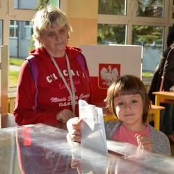Tak głosowali kutnianie - foto: Lech Martynowski