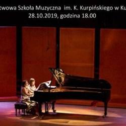 Zapomniana polska romantyczna muzyka na cztery ręce