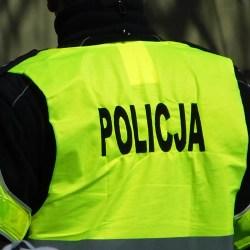 Pijany kierowca wjechał w tył samochodu policjantki