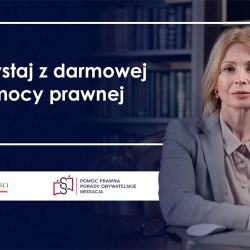 1500 punktów nieodpłatnej pomocy prawnej w Polsce