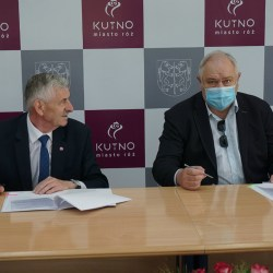 Miasto wspiera modernizację wejścia do szpitala